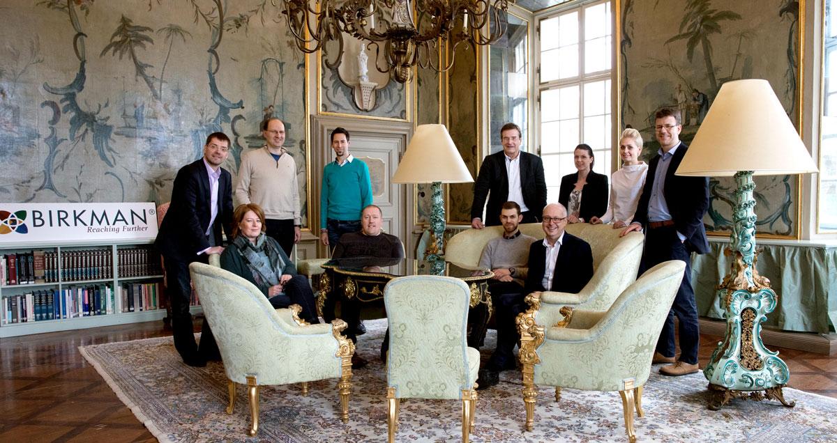 Birkman Oesterreich Lizenzierung 2018 Schloss Leopoldskron